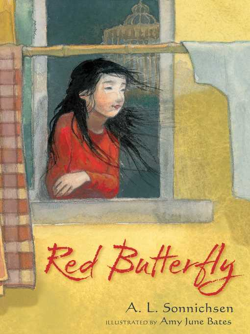Title details for Red Butterfly by A.L. Sonnichsen - Available