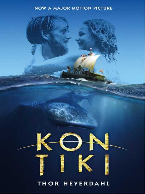 Cover of Kon-Tiki
