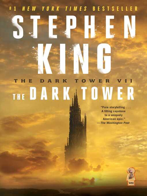 Title details for The Dark Tower by Stephen King - Wait list