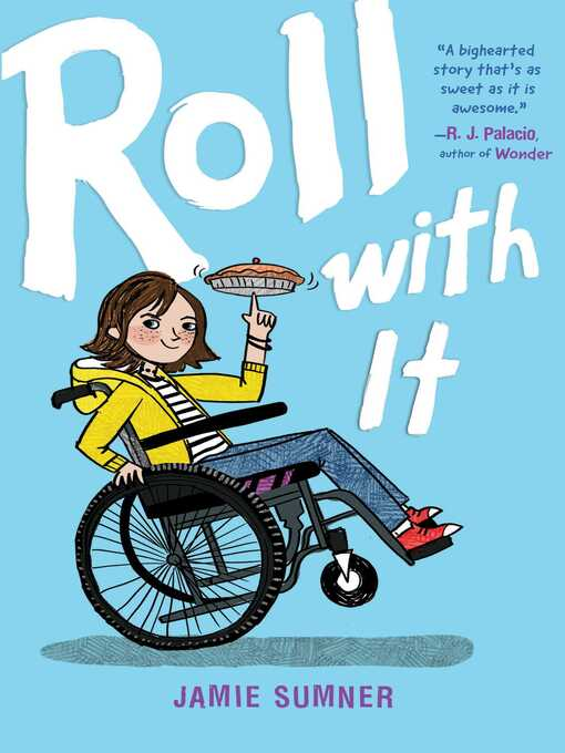 Title details for Roll with It by Jamie Sumner - Wait list