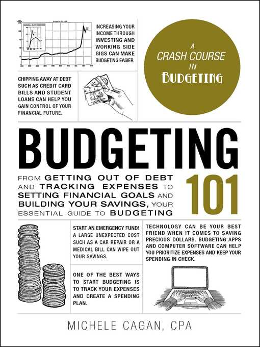 Title details for Budgeting 101 by Michele Cagan - Available