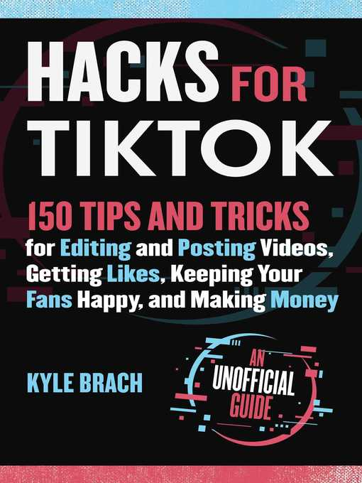 Title details for Hacks for TikTok by Kyle Brach - Wait list
