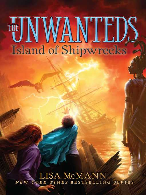 Title details for Island of Shipwrecks by Lisa McMann - Available