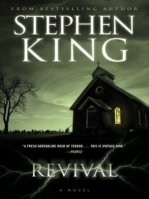 Title details for Revival by Stephen King - Wait list