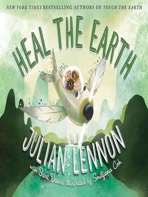 Title details for Heal the Earth by Julian Lennon - Available