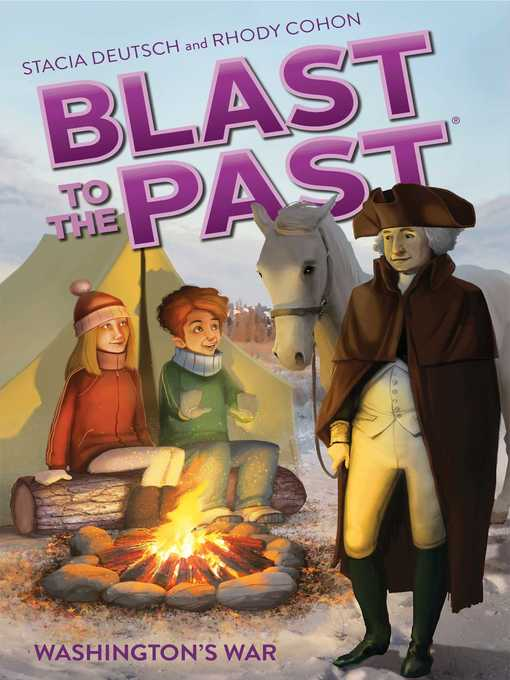 Washington's War Blast to the Past Series, Book 7