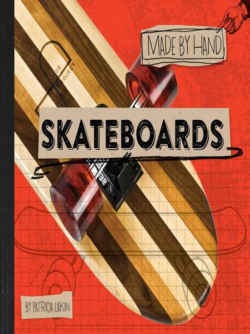 Title details for Skateboards by Patricia Lakin - Available