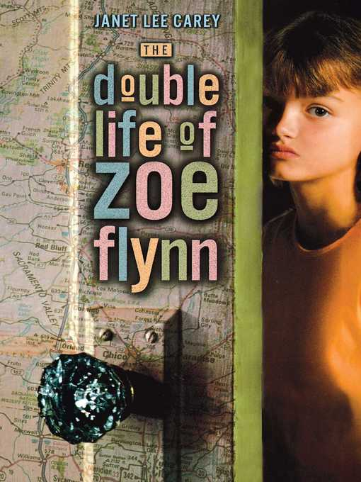 The Double Life of Zoe Flynn book cover