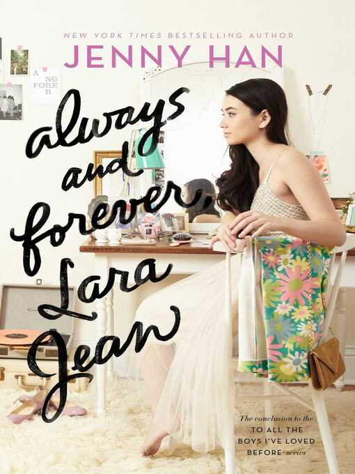 Cover of Always and Forever, Lara Jean