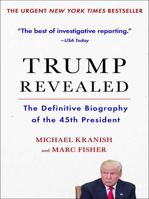 Title details for Trump Revealed by Michael Kranish - Wait list