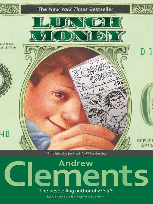 Title details for Lunch Money by Andrew Clements - Available