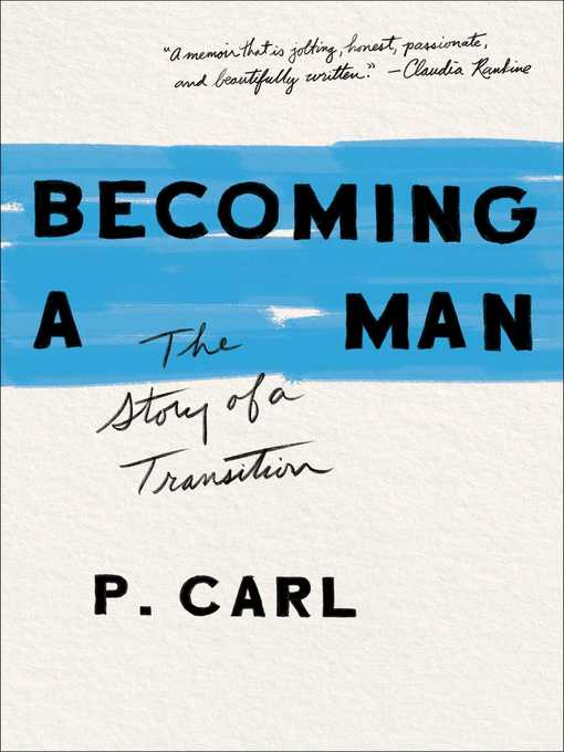 Title details for Becoming a Man by P. Carl - Available