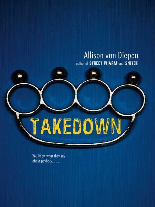 Title details for Takedown by Allison Van Diepen - Wait list