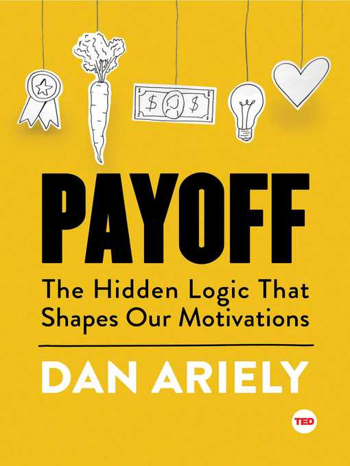 Title details for Payoff by Dan Ariely - Available