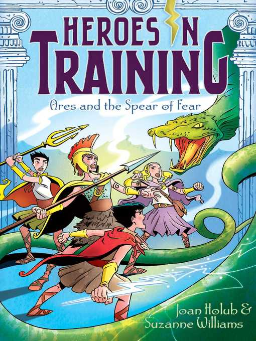 Title details for Ares and the Spear of Fear by Joan Holub - Available