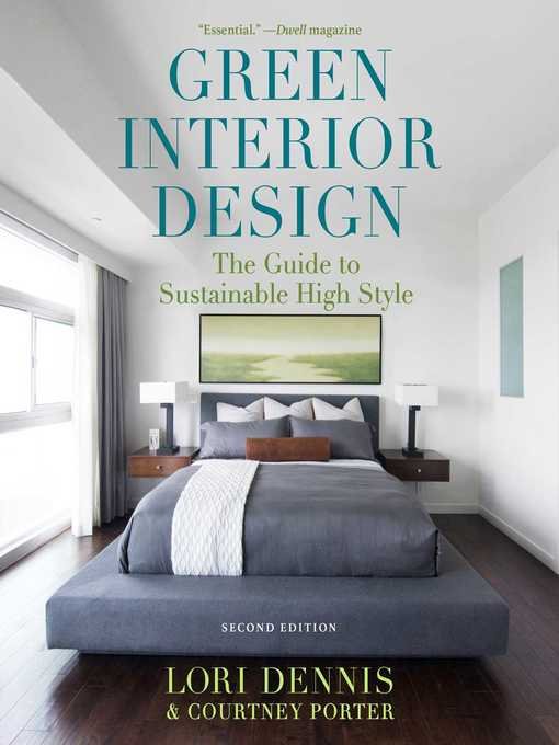 Title details for Green Interior Design by Lori Dennis - Available