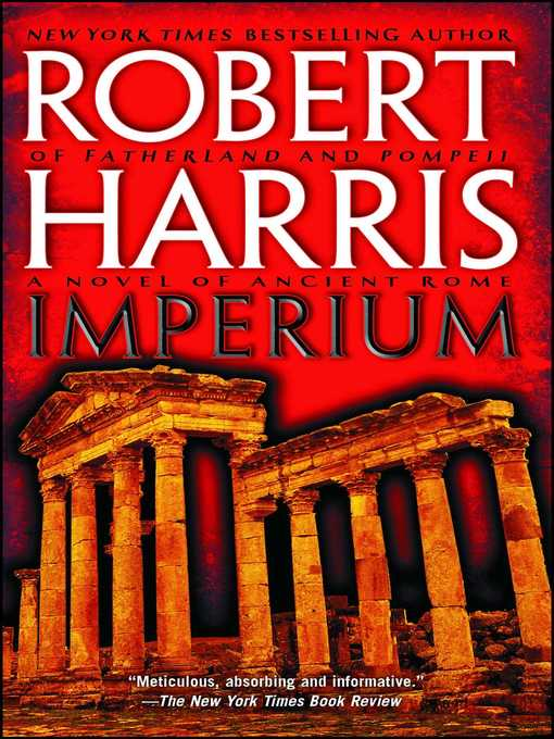 Title details for Imperium by Robert Harris - Wait list