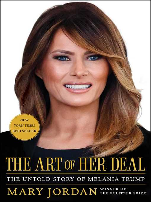 Title details for The Art of Her Deal by Mary Jordan - Wait list