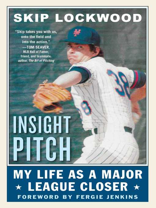 Title details for Insight Pitch by Skip Lockwood - Available
