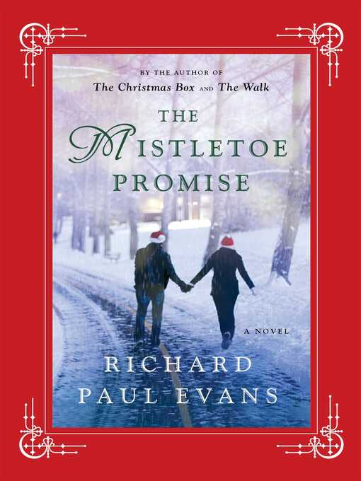 Title details for The Mistletoe Promise by Richard Paul Evans - Wait list