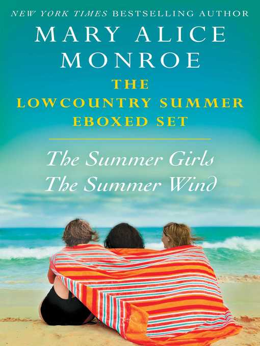 Title details for The Lowcountry Summer eBoxed Set by Mary Alice Monroe - Wait list