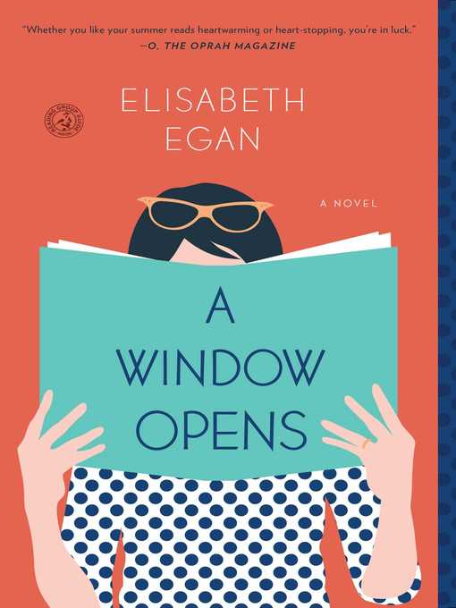 Title details for A Window Opens by Elisabeth Egan - Wait list
