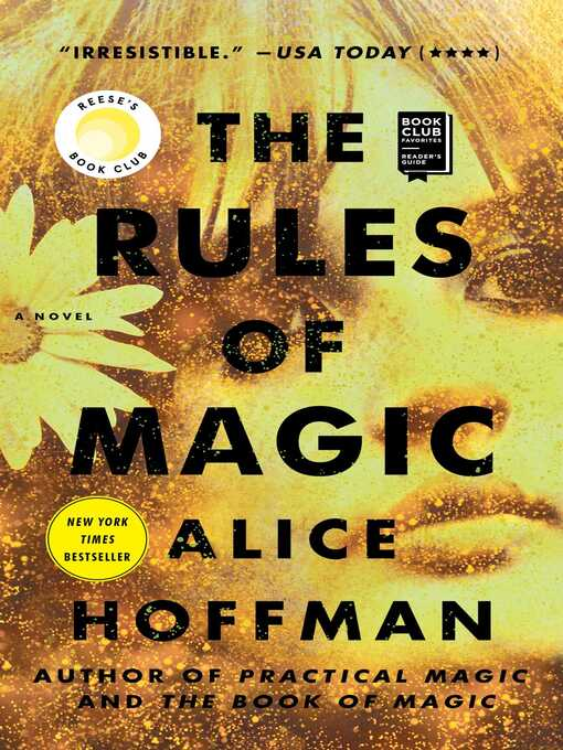Cover of The Rules of Magic