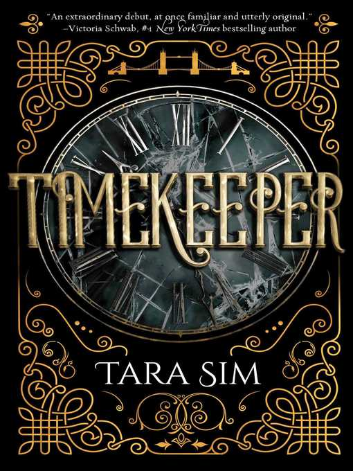 Title details for Timekeeper by Tara Sim - Available