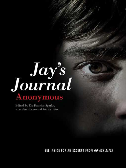 Title details for Jay's Journal by Anonymous - Wait list