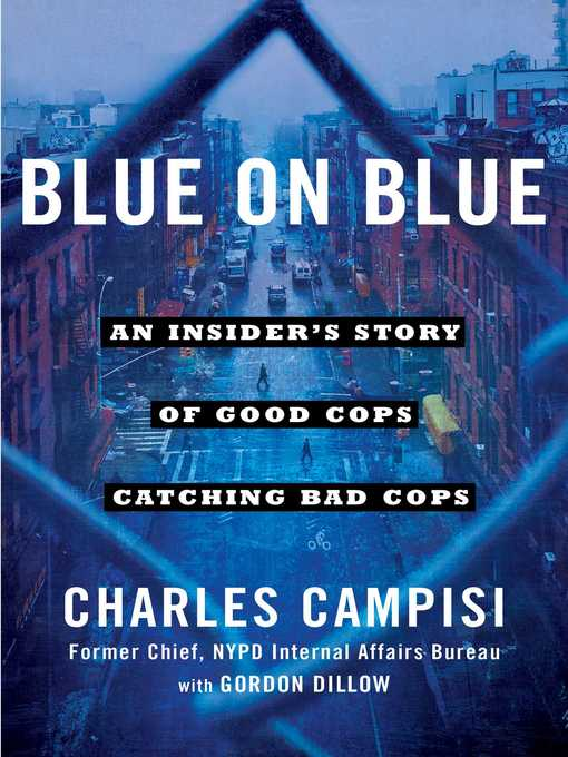 Title details for Blue on Blue by Charles Campisi - Wait list