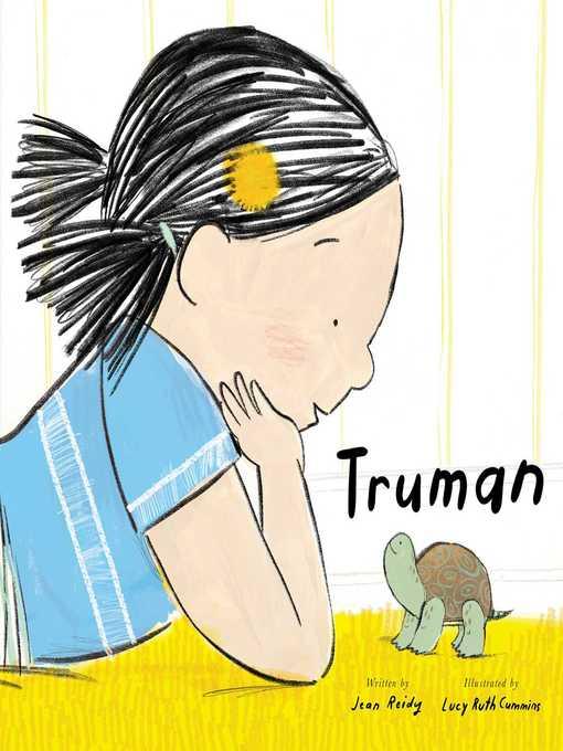 Title details for Truman by Jean Reidy - Wait list