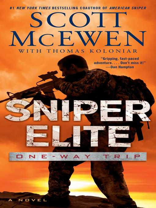 Title details for Sniper Elite by Scott McEwen - Available