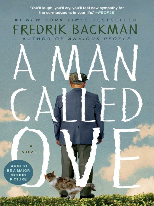 Title details for A Man Called Ove by Fredrik Backman