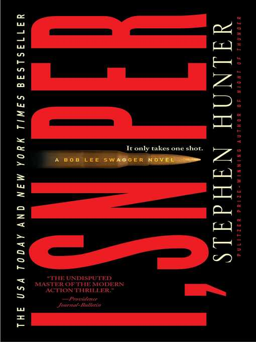 Title details for I, Sniper by Stephen Hunter - Available