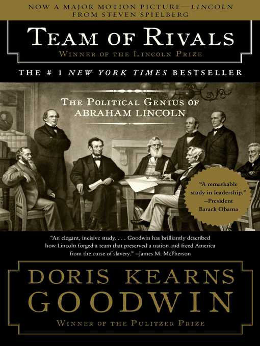 Title details for Team of Rivals by Doris Kearns Goodwin - Wait list