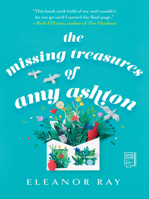 Title details for The Missing Treasures of Amy Ashton by Eleanor Ray - Wait list