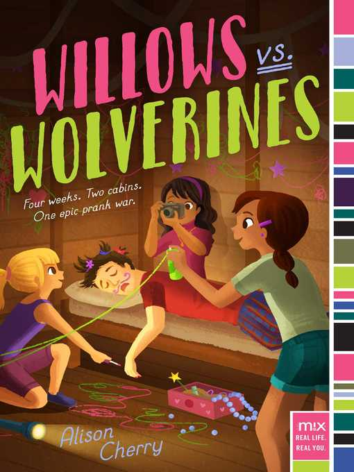 Title details for Willows vs. Wolverines by Alison Cherry - Available