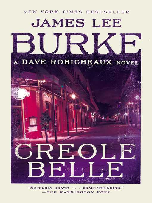 Title details for Creole Belle by James Lee Burke - Wait list