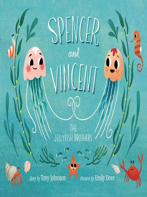 Cover of Spencer and Vincent, the Jellyfish Brothers