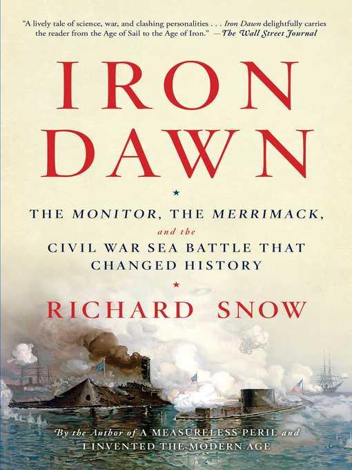 Title details for Iron Dawn by Richard Snow - Wait list