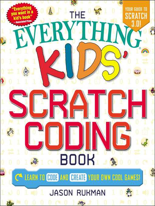 The Everything Kids' Scratch Coding Book