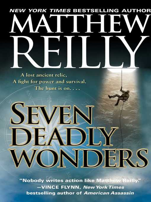 Title details for Seven Deadly Wonders by Matthew Reilly - Wait list