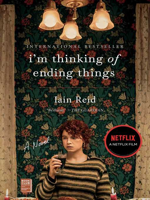 Title details for I'm Thinking of Ending Things by Iain Reid - Wait list