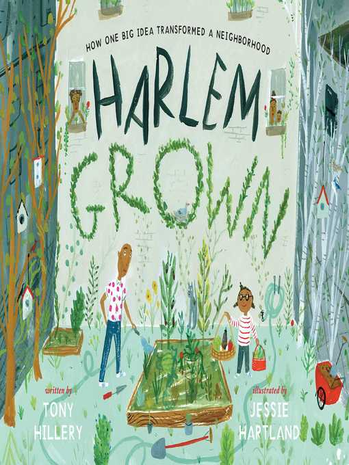 Title details for Harlem Grown by Tony Hillery - Available