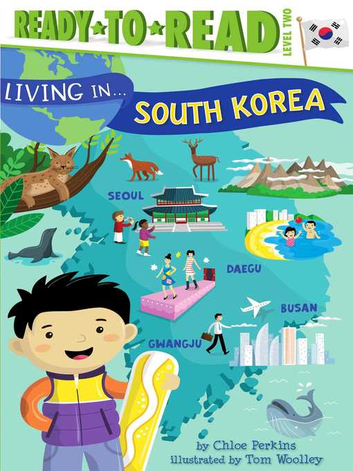 Title details for Living in . . . South Korea by Chloe Perkins - Available