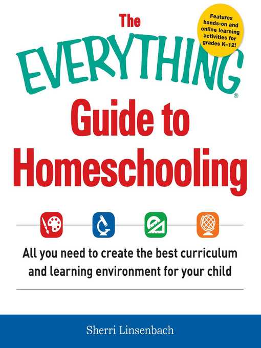 Title details for The Everything Guide to Homeschooling by Sherri Linsenbach - Available