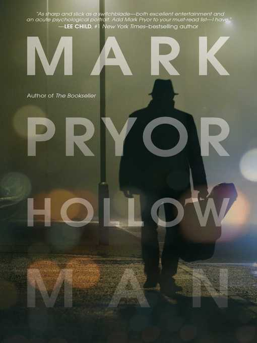 Title details for Hollow Man by Mark Pryor - Available