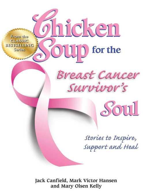 Cover of Chicken Soup for the Breast Cancer Survivor's Soul