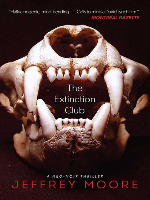 Cover of The Extinction Club