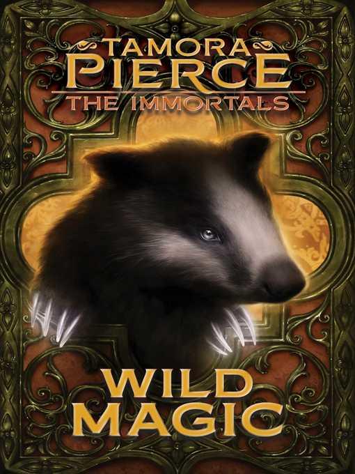 Title details for Wild Magic by Tamora Pierce - Wait list
